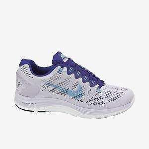 138c6fcc60bc Women s Nike Lunarglide+ 5 Sz 5-6 Violet Frost Purple 599395 545 ...