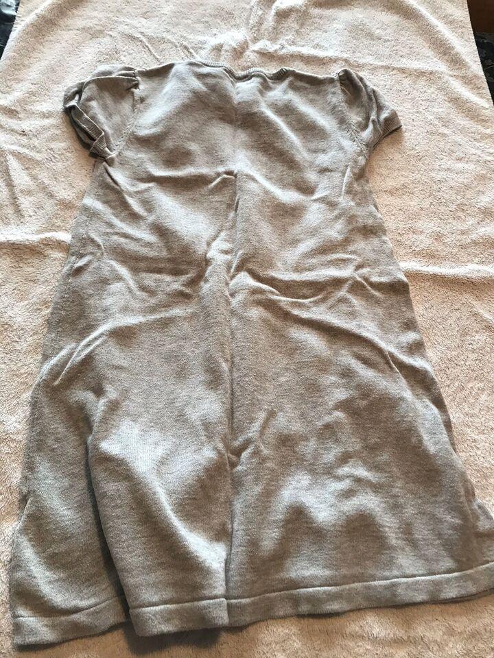 Kjole, Strikkjole med pailletter, H&M