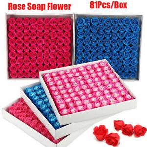Scented-Rose-Flower-Petal-Bath-Soap-for-Foot-Bath-Body-Bath-Wedding-Gift-81Pcs