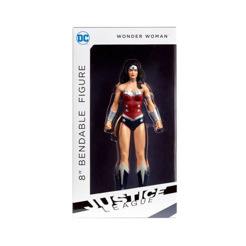 "Justice League New 52 Wonder Woman 8/"" Bendable"