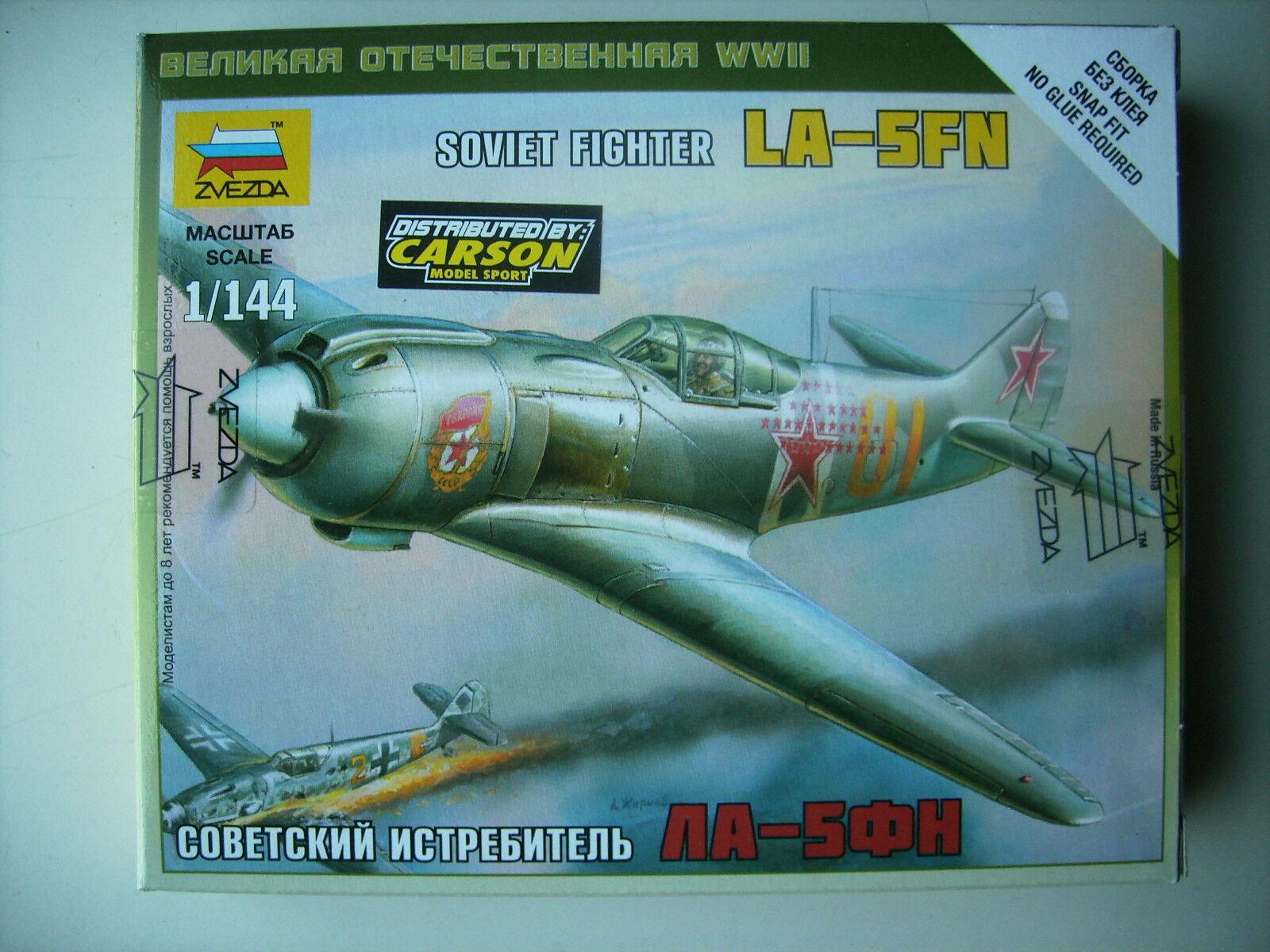 Kovozavody Prostejov Lawotschkin La-5 F Neuheit Plastikmodell 1:144