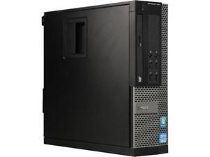 DELL Grade A Desktop Computer Bundle w/ EarBud Headset OptiPlex 790 Intel Core i