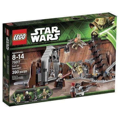 LEGO Star Wars Duel on Geonosis 75017