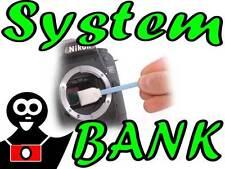 Sensor Reinigungsset  Reinigungs Set 24mm für NIKON DF D610 D600 D800 D800E D700