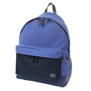 NEW Yoshida Bag PORTER Bridge DAY PACK Backpack Ruck SackBag 193 ... 3a9db7bcbd638
