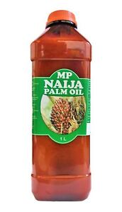 MP Naija Palm Oil - 1 L 5060443025850
