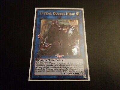 Yugioh SPYRAL Double Helix CIBR-EN099 Ultra Rare 1st Ed