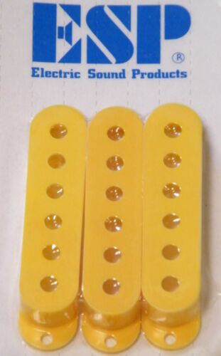 Stratocaster Strat single coil pick up covers SSS