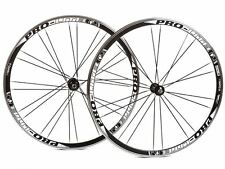 Pro-Lite Garda 30mm DS Clincher 700c Road Bike Wheels 9/10/11 Speed Shimano