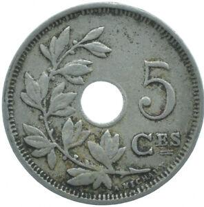COIN-BELGIUM-5-CENTIMES-1925-WT17095