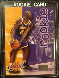 1996-97 KOBE BRYANT ROOKIE RC CARD!!  SKYBOX PREMIUM #203 CLEAN CUT CARD!!