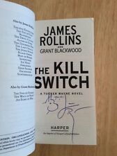 Tucker Wayne: The Kill Switch by Grant Blackwood and James Rollins (2014, Paperback)