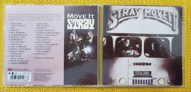 Move It - STRAY #773 - 2CD: neuwertig