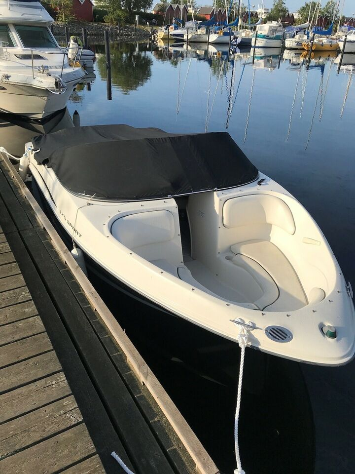 SeaRay 175 Sport, Motorbåd, årg. 2008