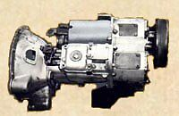 LAND ROVER SERIES 2a RECONDITIONED GEARBOX & TRANS BOX - EXCHANGE