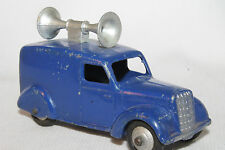1950's Dinky #34C Loud Speaker Van,  #2 Nice Original