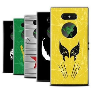Gel-TPU-Case-for-Razer-Phone-2-Anti-Hero-Comic-Art