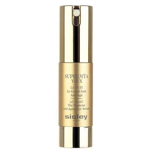 Sisley Supremya at Night The Supreme Anti-Aging Eye Serum 15g NEW #8621