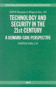 Technology-and-Security-in-the-21st-Century-A-Demand-side-Perspective-by-Mallik