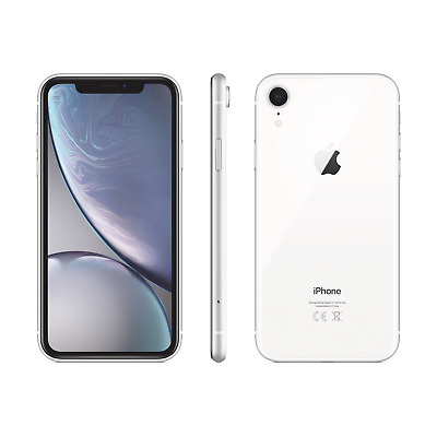 Apple iPhone XR 64 GB Weiß MRY52ZD/A