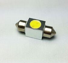 1 x C3W 31MM 1 SUPER HIGH POWER 1W LED INTERIOR YELLOW bulb C