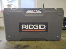Ridgid 36475 12r Ratchet Threader Set 12 2 Npt Never Used