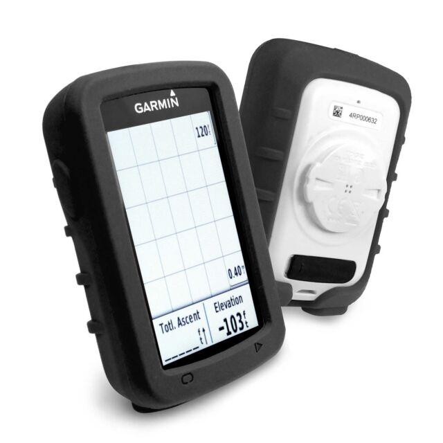Blau Tuff-Luv Silikonh/ülle GPS f/ür Garmin Edge 130