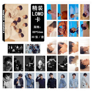 30pcs-set-KPOP-Bangtan-Boys-Album-LOVE-YOURSEL-Tear-Photo-Card-Lomo-Cards