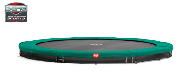 BERG BERG BERG Trampolin Inground Favorit 430 Sports  Bodentrampolin f68383