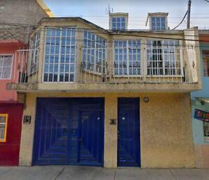 Agua Azul - Casa a Mitad de Precio en Nezahualcóyotl