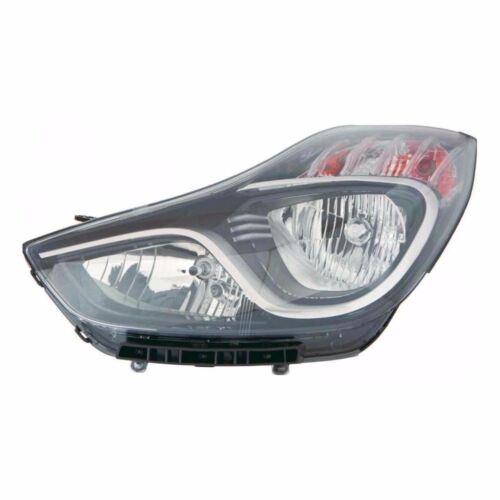 To Fit Hyundai ix20 MPV 2010-/> Halogen Headlight Headlamp Passenger Side N//S