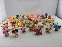 MINI Doll Lot 20 PCS Littlest Pet Shop Dog Loose Child Girl Toys LPS Gift