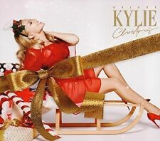 KYLIE MINOGUE - Kylie Christmas [Deluxe Edition] (CD&DVD 2015) NEW CORDEN DANNII