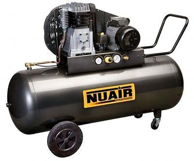 Business & Industrial Compressor Air Belt 200 Liters 3hp Twin Cylinder 220v B3800b/3m/200 Other Air Compressors