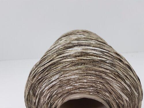 bb16 Wolle Stricken/&Handstricken Bouclè Bändchengarn effekt 85/%BW farbverlauf