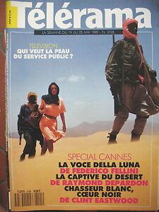 2105-SPECIAL-CANNES-SANDRINE-BONNAIRE-FELLINI-DEPARDON-KUROSAWA-TELERAMA-1990