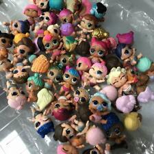 Random 10PCS Lil Sister Lils Doll Series 1 2 3 4 Girls Gift Color Changer Toys