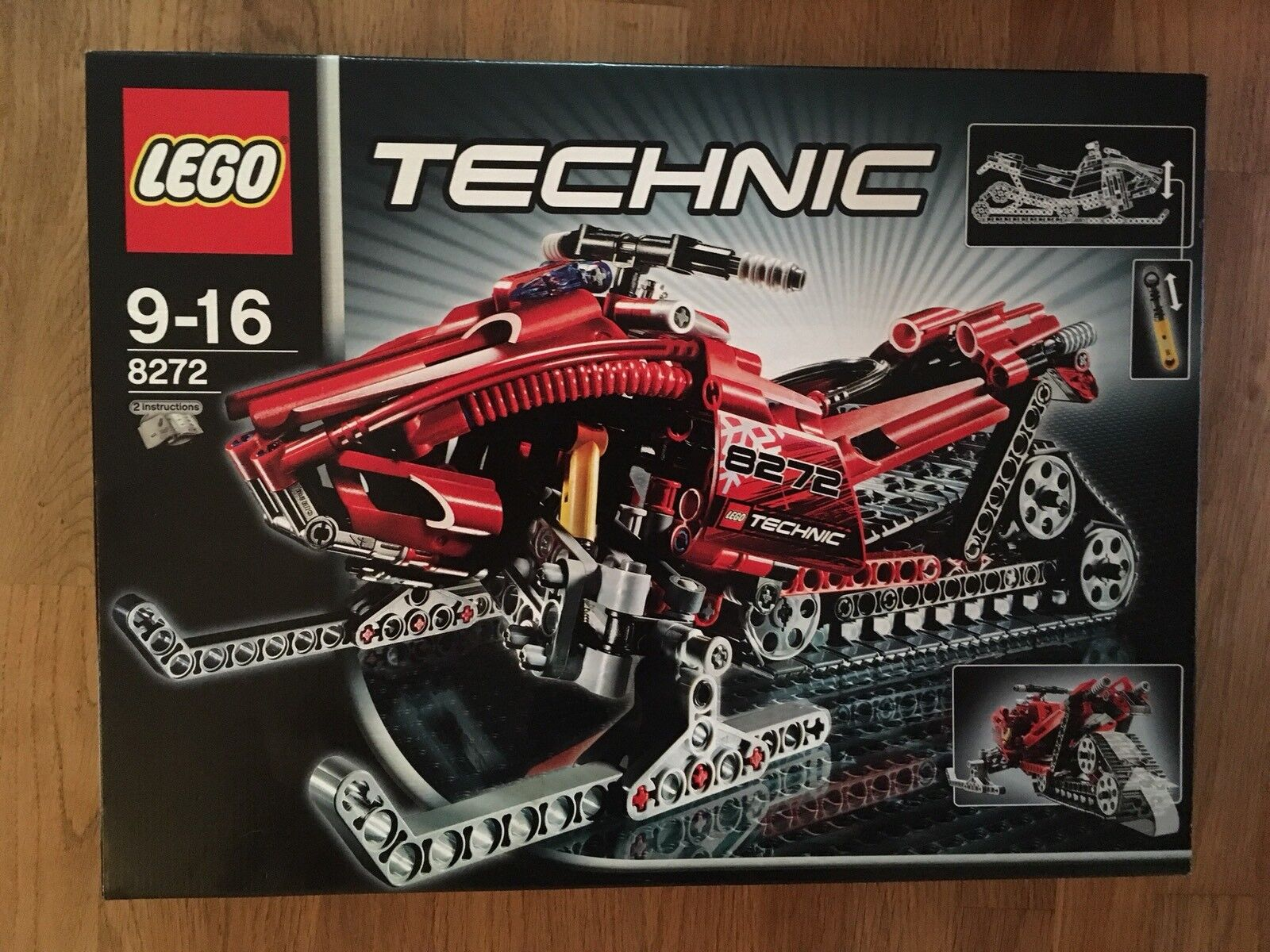 LEGO Technic Technology 8272 neve Mobile Nuovo/Scatola Originale MISB/NEW
