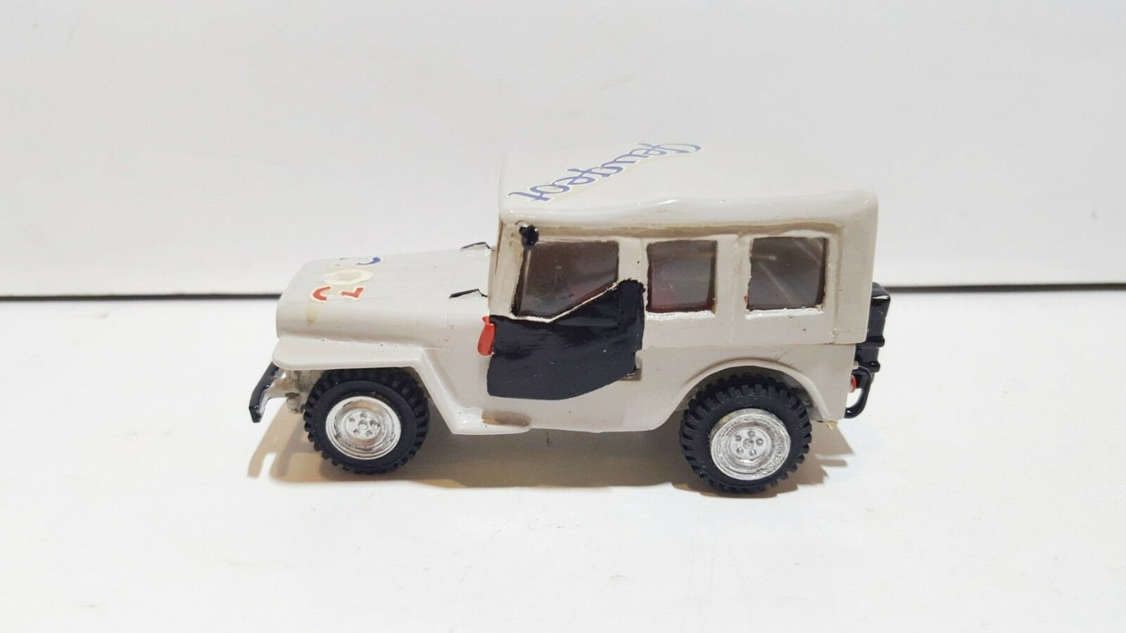 CCC France France France Resin Peugeot 203 Jeep Hand made 1 43 no box good condition RARE 7b9