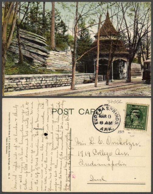ARKANSAS Eureka Springs VINTAGE POSTCARD   eBay