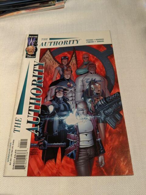 The Authority #26 Wildstorm Comic Comics