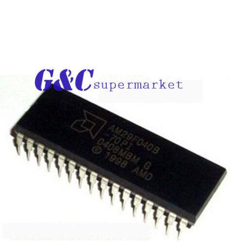 1PCS IC AM29F040B-70PI DIP32  AMD  NEW HIGH QUALITY