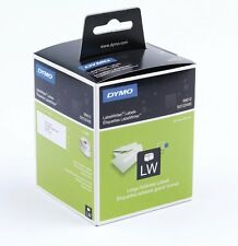 Dymo 99012 LabelWriter White S0722400 2 Rolls of 260 Labels 89mm x 36mm Genuine