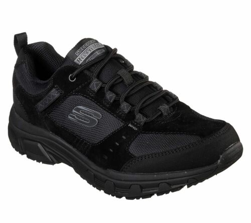 hommes Skechers Canyon Baskets sport Suede de Bbk pour 51893 Memory Chaussures Oak qBq8S