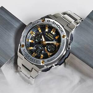 ed6d7702d9b Casio G-Shock G-Steel World Time Men  039 s Watch GST-S110D-1A9