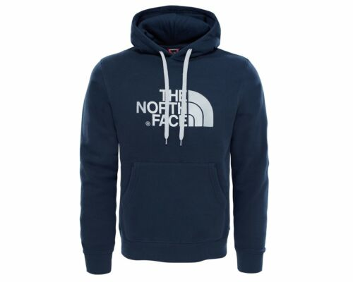 Pullover Mannensweater capuchon met The Peak North Drew Face T0ahjyulb Blue Hoody xXUqaw