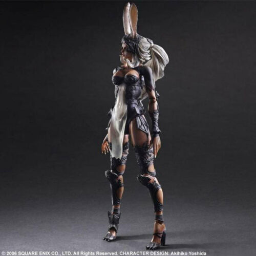 PLAY ARTS KAI Final Fantasy XII FF12 Fran PVC Action Figure Collection New Model