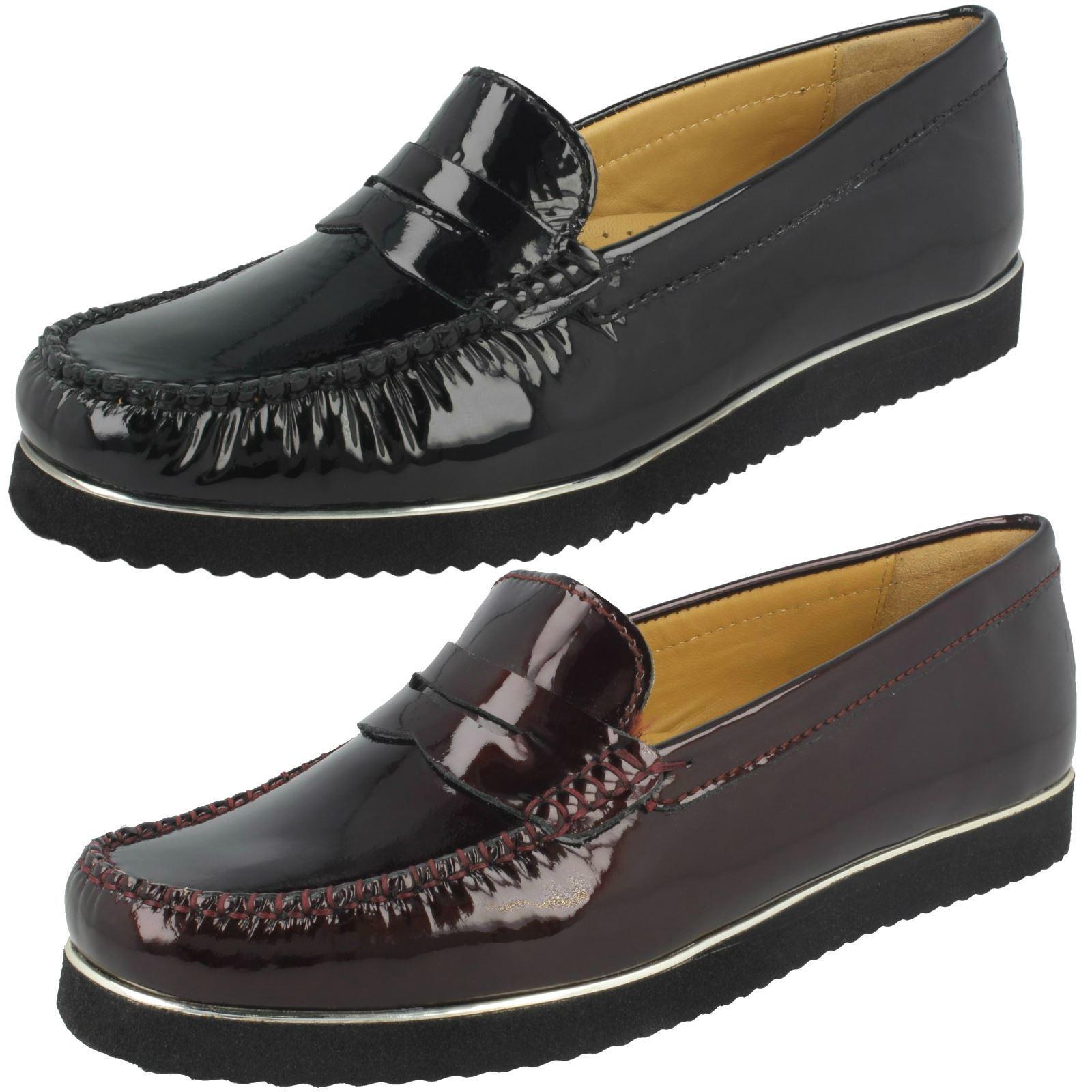 Señoras Señoras Señoras van dal Mocasín Flats (por Dios, Heywood)  comprar marca