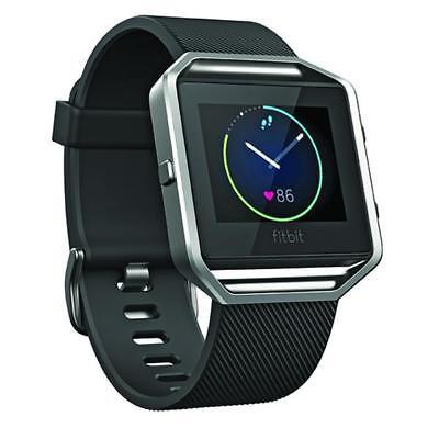 Fitbit Blaze Activity Tracker - Small - Black & Silver