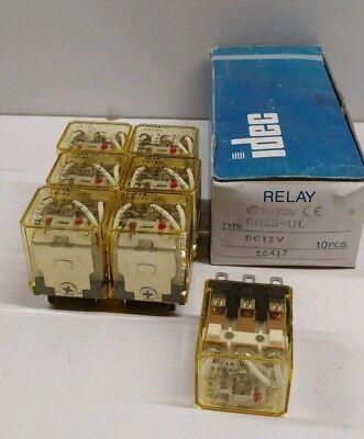 Idec RH3B-U DC24V Relay RH3BUDC24V